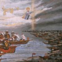The Battle of Lepanto Art Prints & Posters by Tony Stafki