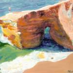 Point Loma Sunset Cliffs San Diego by Riccoboni by RD Riccoboni