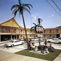 """Tahiti Motel 1964 Wildwood, New Jersey Retro Photo"" by RetroStockPix"