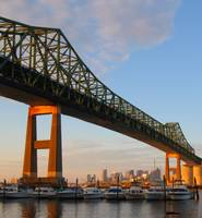 Tobin  Bridge - Boston
