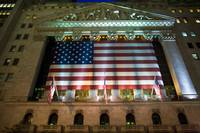 Patriotism on Wall Street