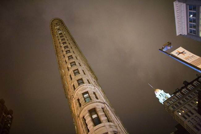 Flatiron, Crooked