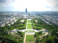 A view from the Eiffel 1
