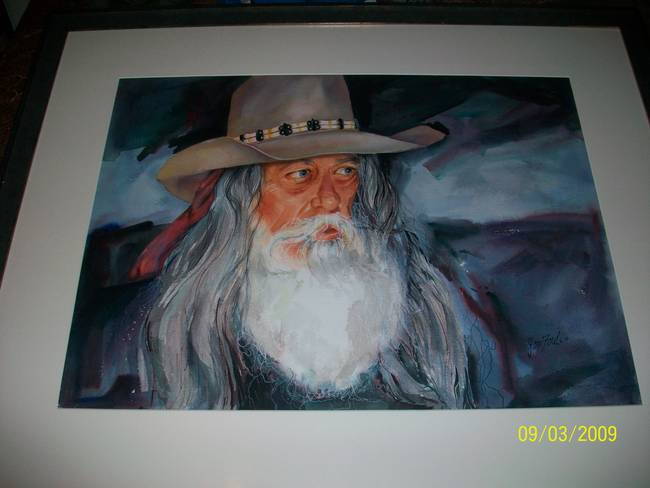 """old man"" by jan ford"
