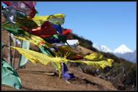 BHUTAN - Prayer Flags