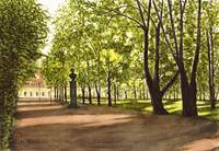 The English Park, Uppsala