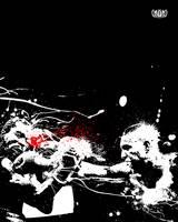 Boxeo de la Noche -  02/B by Mike Orduña