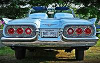 1960 Thunderbird - back