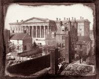US Patent Office, Washington DC 1846 by WorldWide Archive