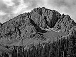 North Face of Mount Sneffels, Colorado Rockies