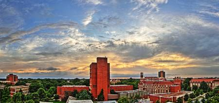 The University Of Oklahoma