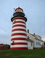 West Quoddy Lighthouse Maine -2