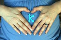 Baby Khiley on the way