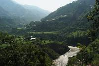 Green Mountain Valley Azad Kashmir ajk2 029