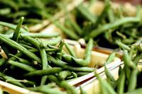 """Green Beans, or string beans as they are usually"