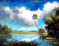 Southern Country Painting