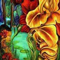 Lush Lagoon Art Prints & Posters by Lori Felix