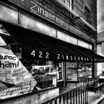 Zingerman's - Black & White by James Howe