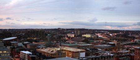 Baltimore Northwest View Panoramic
