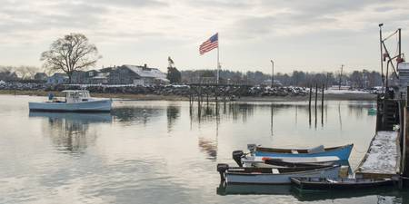 Rye Harbor, New Hampshire
