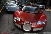 Veyron from Dubai & its friends