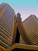 Oldenburg's Clothespin Sculpture, Philadelphia