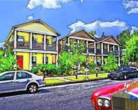 InTown Homes, West Tampa