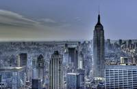 New York Skyline by Paul Gaither