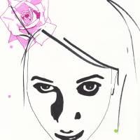 Hyper Portrait 24 Art Prints & Posters by Jose Trujillo