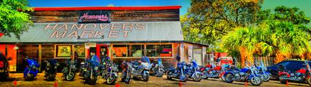 Hanovers Pflugerville Motorcycle Rally