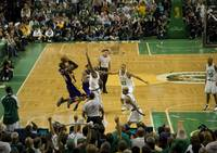 Kobe Bryant Lakers vs Celtics