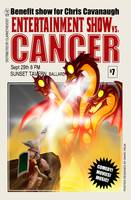 Entertainment Show VS Cancer poster