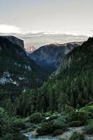 Yosemite Valley Portrait