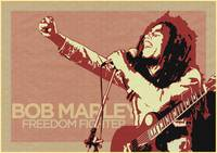 Bob Marley Pop Art