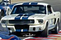 1965 Shelby Mustang GT 350