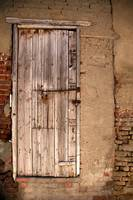Old Rasheed Door