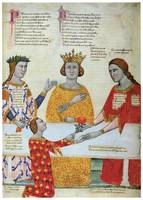 Address of the City of Prato to Robert of Anjou