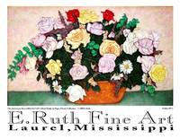 E.Ruth Fine Art Poster No 2