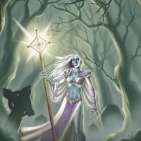 Undead Priest Art Prints & Posters by Sara Forlenza