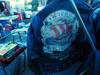 victory or death: a biker's message