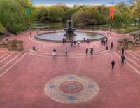Bethesda Fountain by Paul Gaither