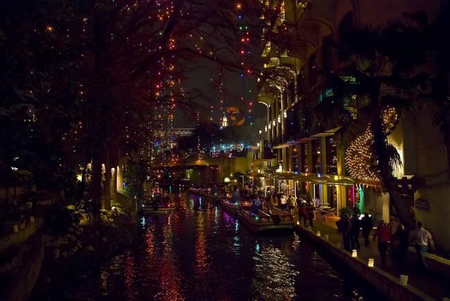 River Walk Christmas
