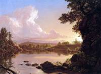 Catskill Creek by Frederick Edwin Church