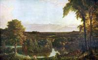 In the Catskills by Thomas Cole