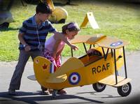 The Tiger Boys' Aeroplane Works OPEN HOUSE 2009: G