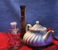 Tea Pot Still Life