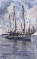 Marigot Sailboat