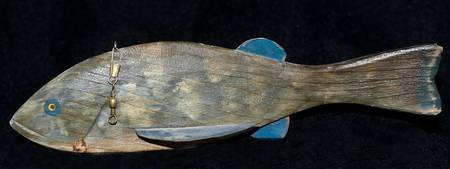 Antique Fish Attractant, Image 1