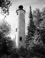 Rock Harbor Lighthouse, Michigan