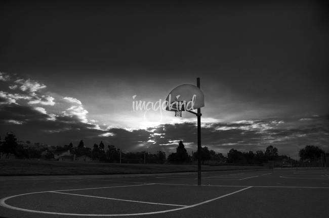 Sunrise Black And White